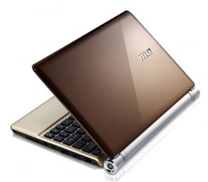 лаптоп MSI U160-023EU