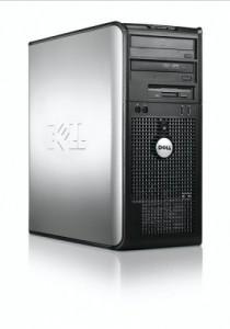 Настолен компютър Dell OptiPlex 760 MT