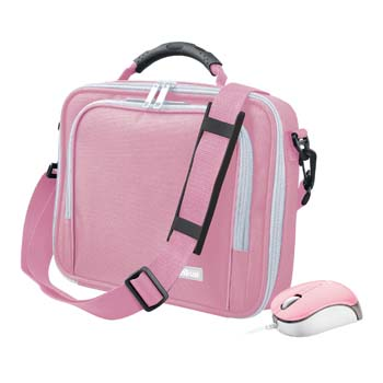 Чанта TRUST 10″ Notebook bag pink