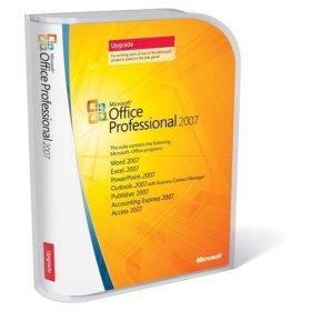 софтуер Microsoft Office Pro 2007