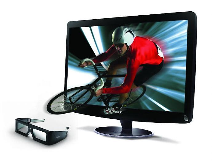 Монитор Acer 3D HS244HQ