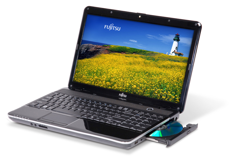 Fujitsu Lifebook AH531 (Sandy Bridge лаптопи)