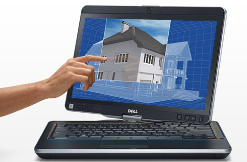 DELL Latitude XT3 Tablet PC – таблет с мощта на лаптоп