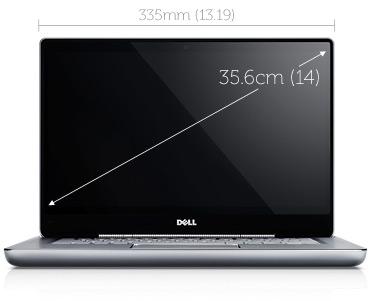 DELL XPS 14z (14″) Aluminum