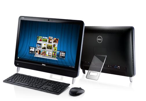 Dell Inspiron One 2320-настолен компютър All-in-One(всичко в едно)