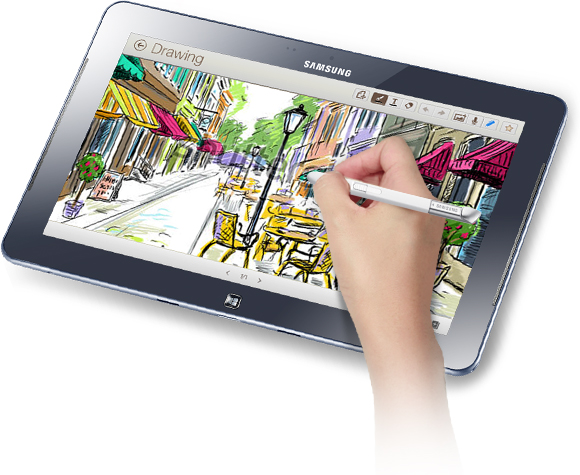 Samsung XE500T1C-A01 таблет – Ново на склад!