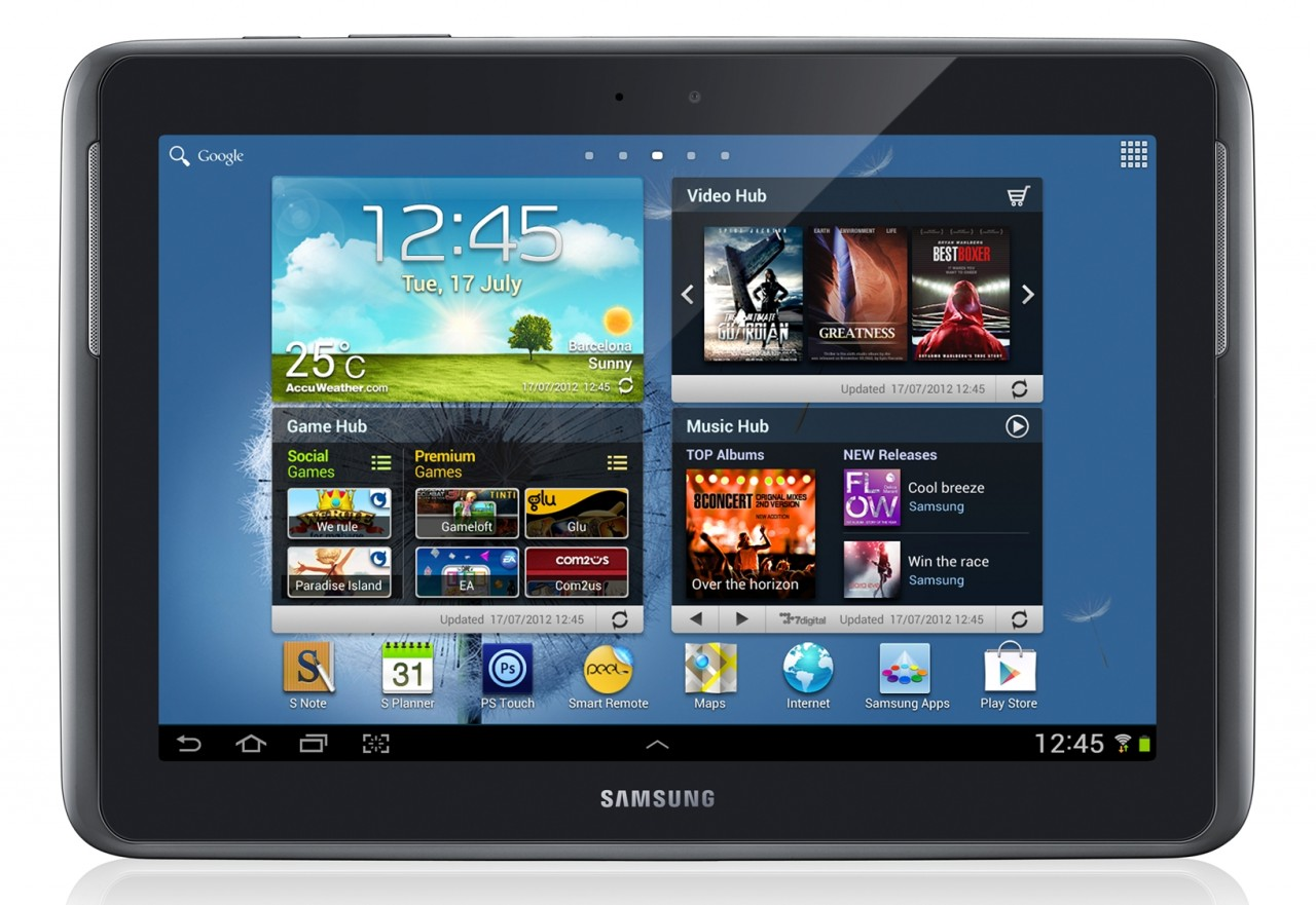 Ново! Таблет Samsung GT-N8010 Galaxy Note 10.1