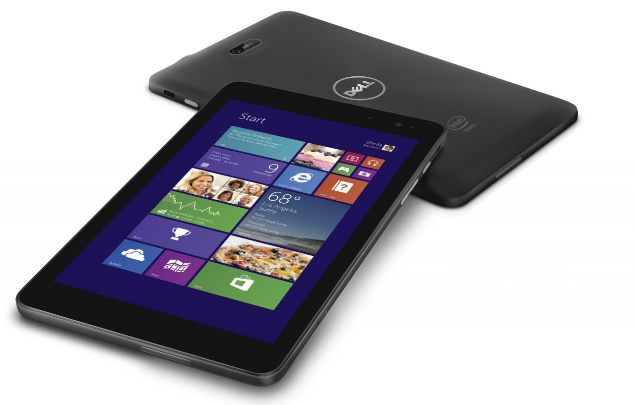 DELL Venue 8 Pro Windows 8.1 HD Tablet