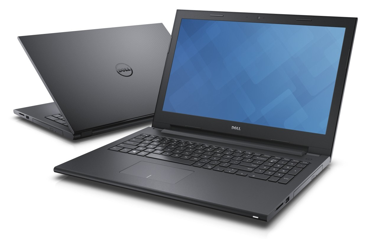 DELL Inspiron 3542 i3-4005U Black