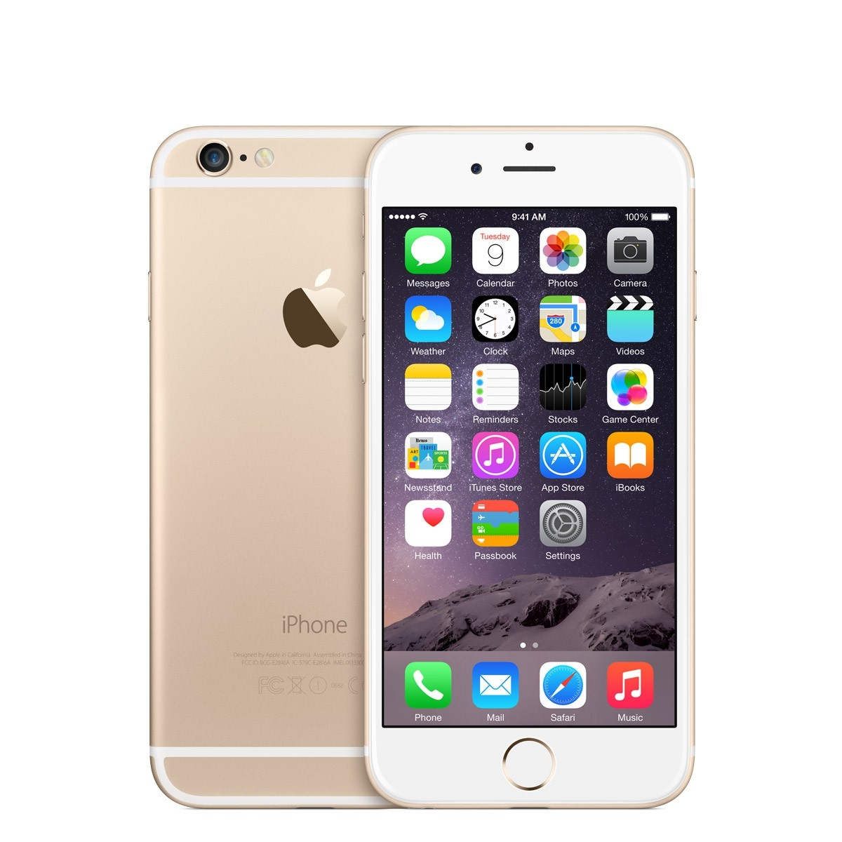 Apple iPhone 6 (MG4J2GH/A)