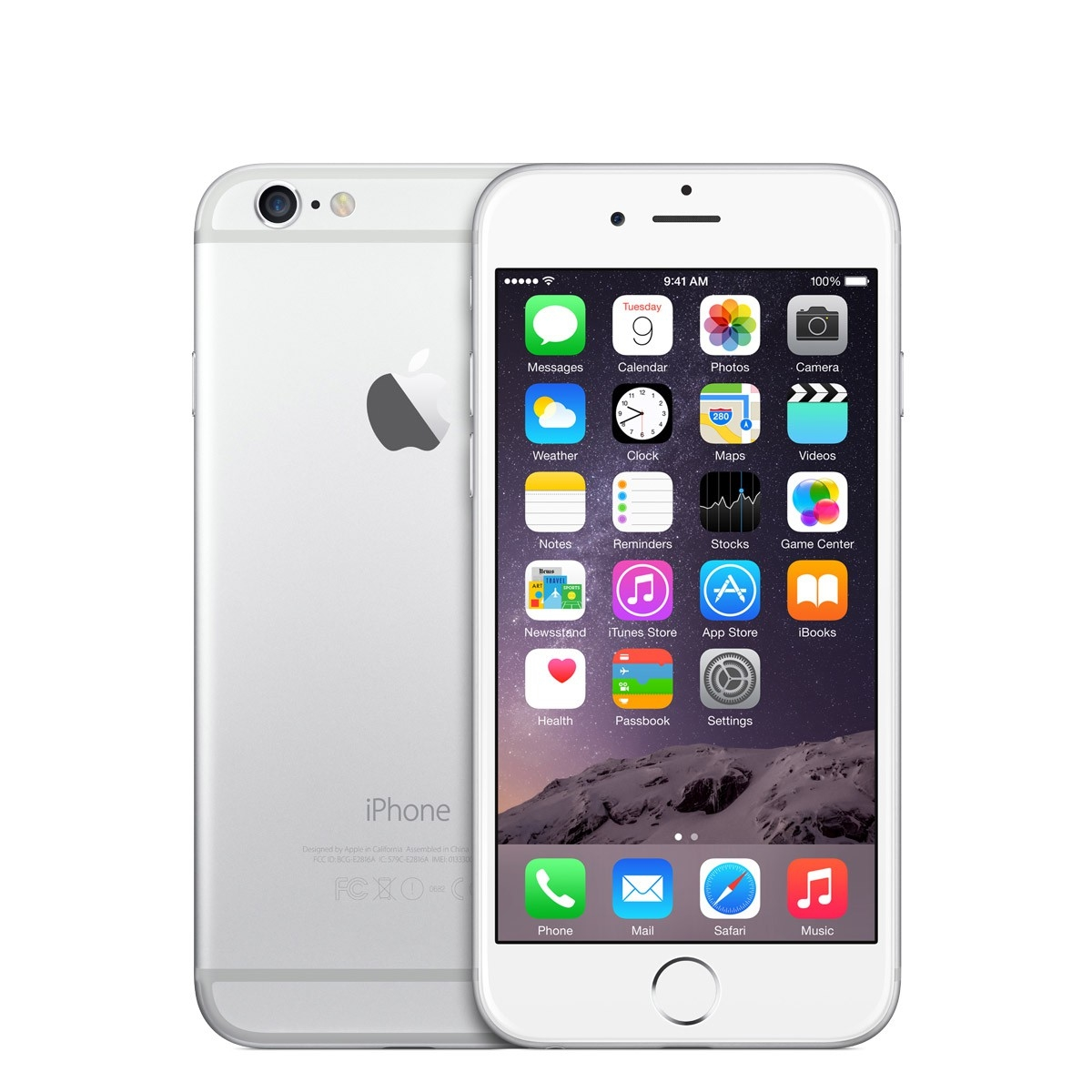 Apple iPhone 6 (MG4C2GH/A)
