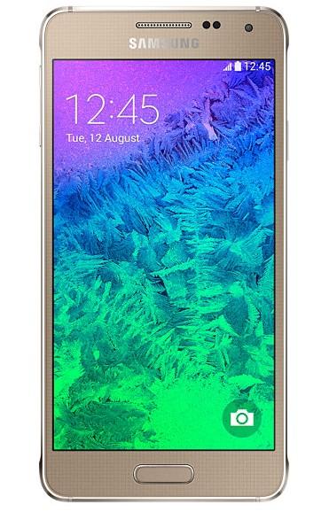 Samsung Galaxy S5 SM-G850F Gold