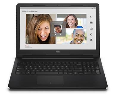 DELL Inspiron 3558 i3 Black Windows 8.1