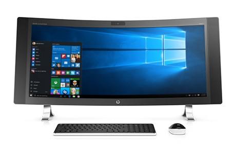 HP ENVY 34 Curved – най-новия All-in-One компютър от HP