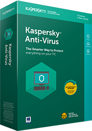 Антивирус Kaspersky Anti-Virus 2018