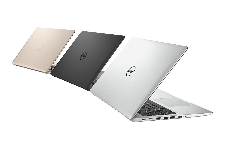 Dell Inspiron 5570 Core I5/I7 в бял, сив и черен дизайн