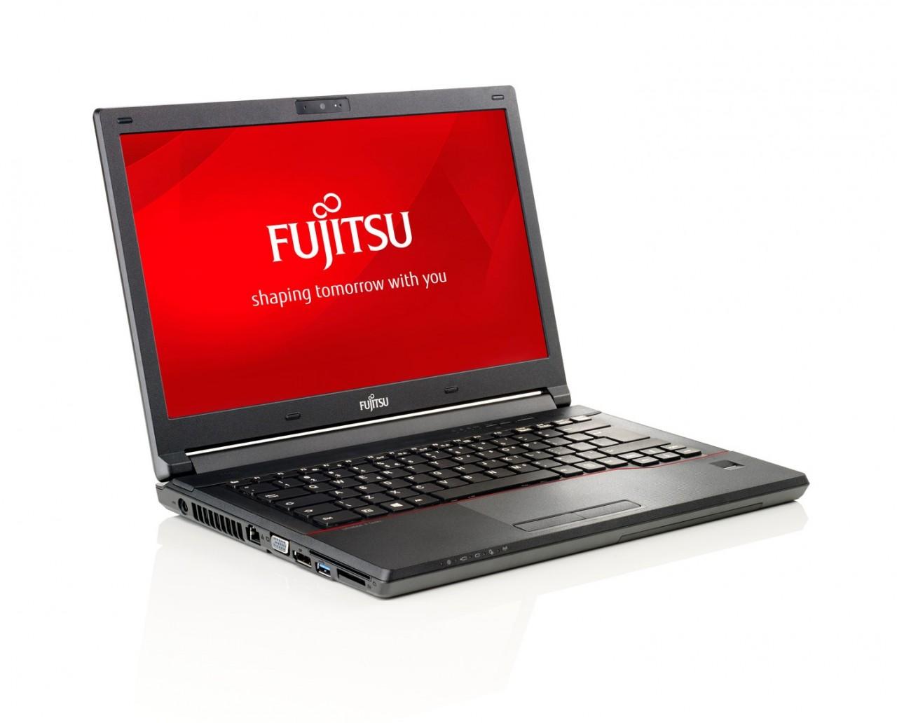 Fujitsu Lifebook E547 14-инчовите бизнес лаптопи са вече в България
