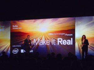 Dell Tech Forum Sofia 2018