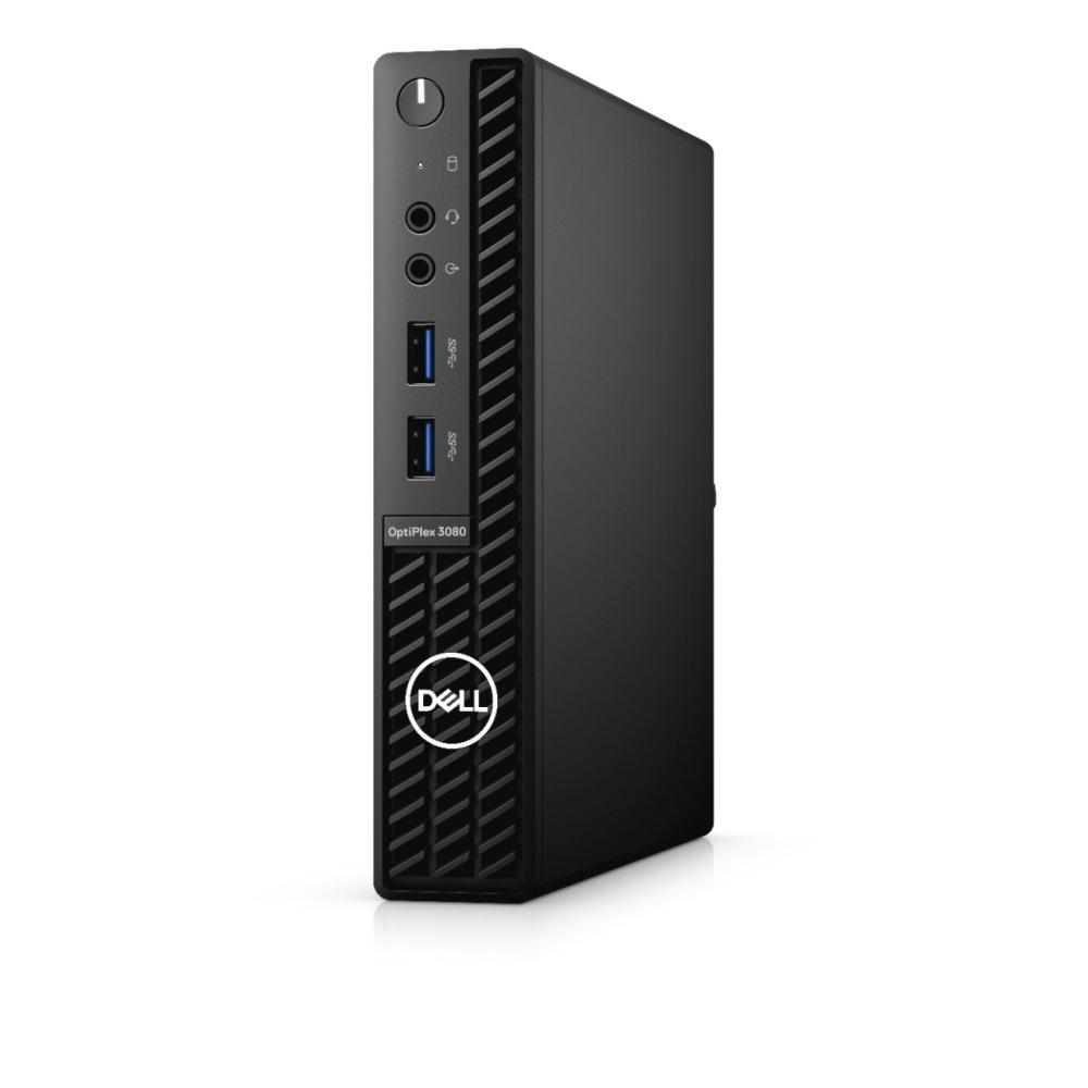 Компютър Dell OptiPlex 3080 MFF N212O3080MFF_UBU
